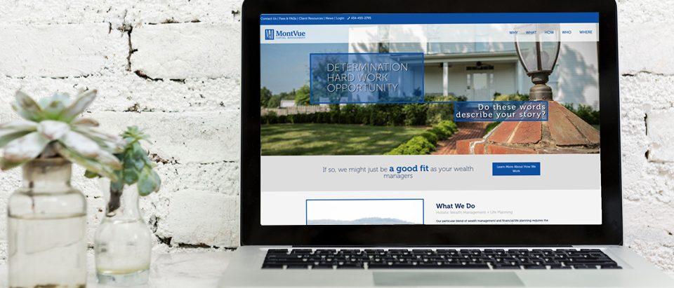 Welcome to MontVue new website